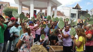 Prefeitura de Picuí realizou evento destinado aos agricultores do município