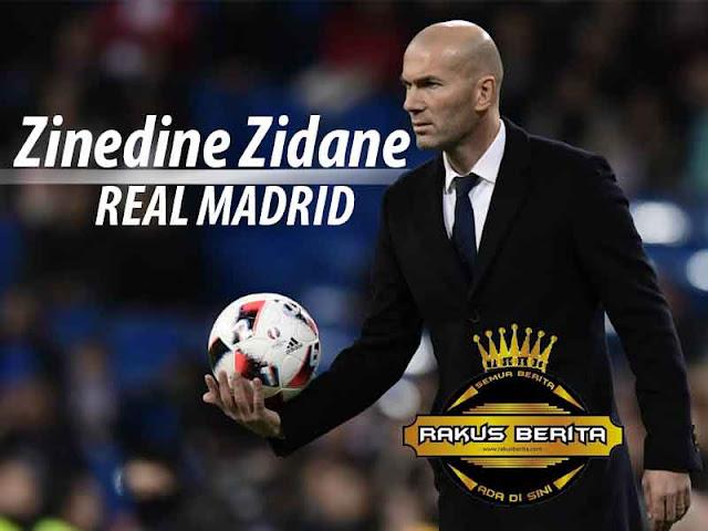 Bale : 'Zidane Telah Pahami Madrid Luar Maupun Dalam'