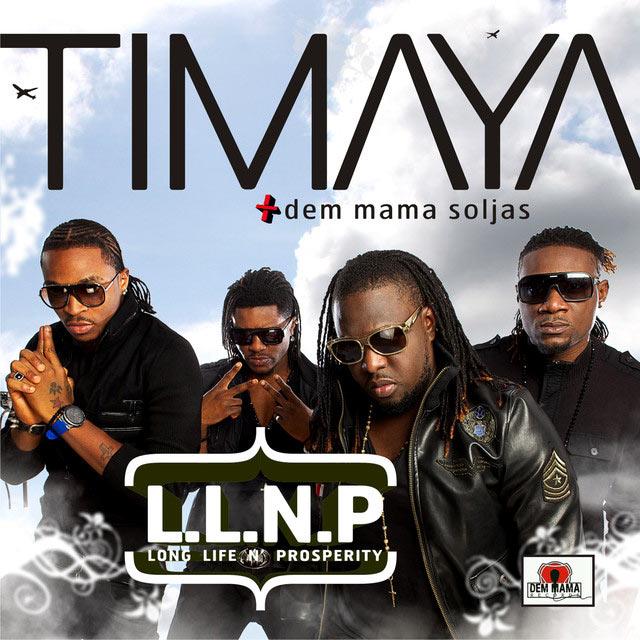 Timaya - All The Way