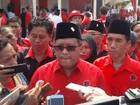Kata Hasto, Jokowi Sukses Karena Tangan Dingin Megawati