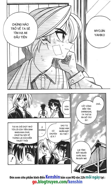 Rurouni Kenshin chap 44 trang 16