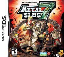 Metal Slug 7 NDS, español, mega