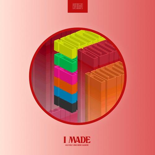 (G)I-DLE – I made [FLAC 24bit + MP3 320 / WEB] [2019.02.26]