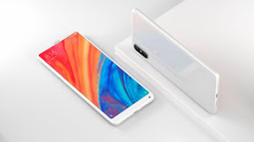 Xiaomi Officially Launches Mi Mix 2S; Claims it's 2x Better Than iPhone X