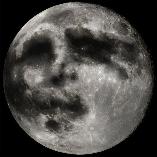 Mistério do 'rosto na Lua' é finalmente desvendado por cientistas - Img
