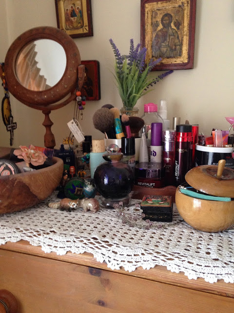 Dressing Table After a Tidy