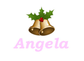 List of Angela Christmas Songs