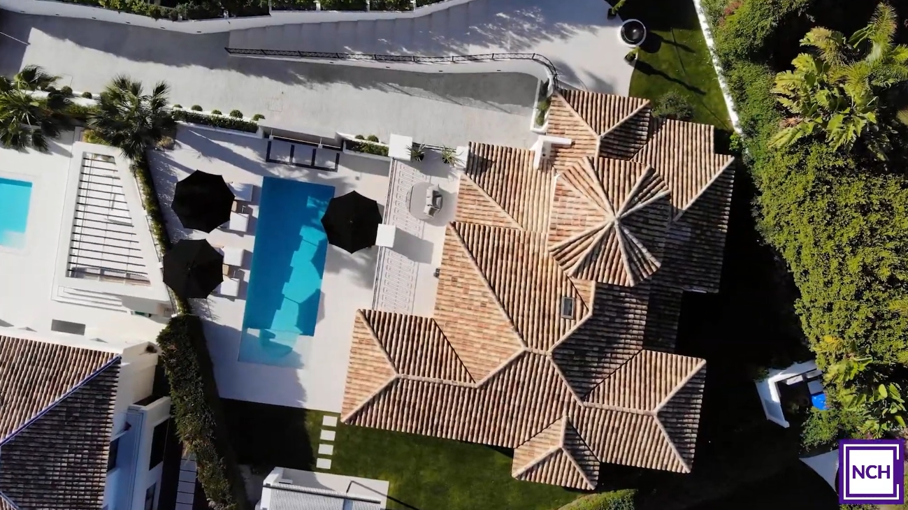 26 Photos vs. Contemporary Elegant Villa in Nueva Andalucía, Marbella - Luxury Home & Interior Design Tour