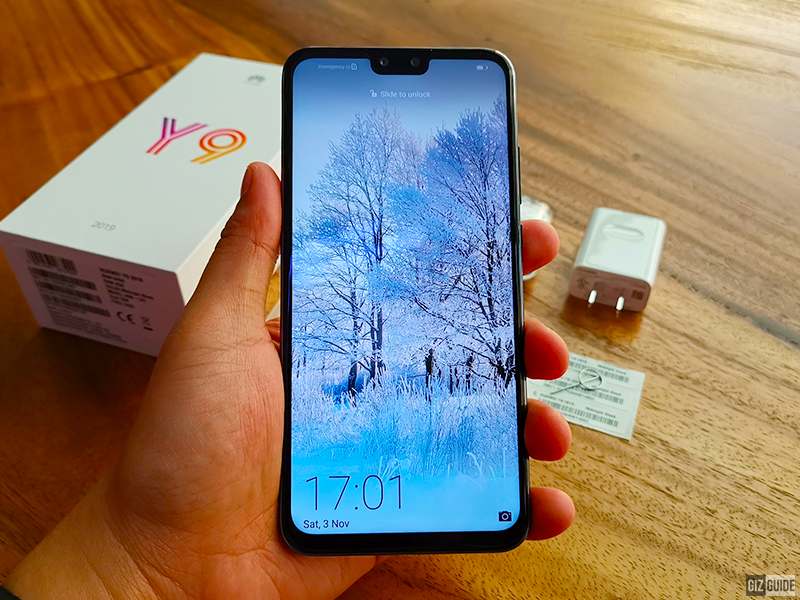 Huawei Y9 2019 Review - One of the BEST smartphone under PHP