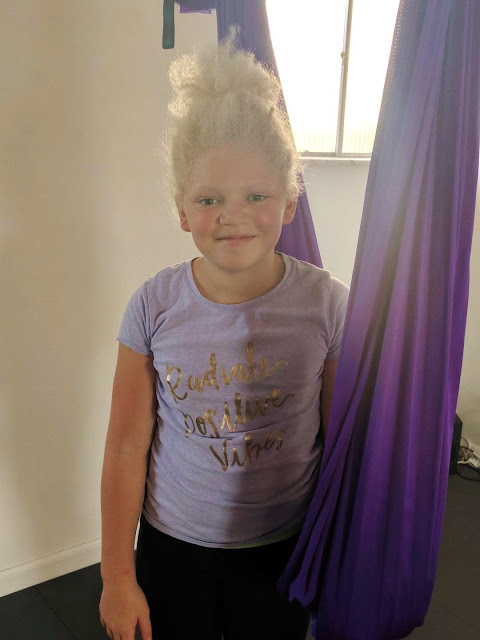 Aerial Yoga, My Daughter, and Me -- How Did I Get Here? My Amazing Genealogy Journey