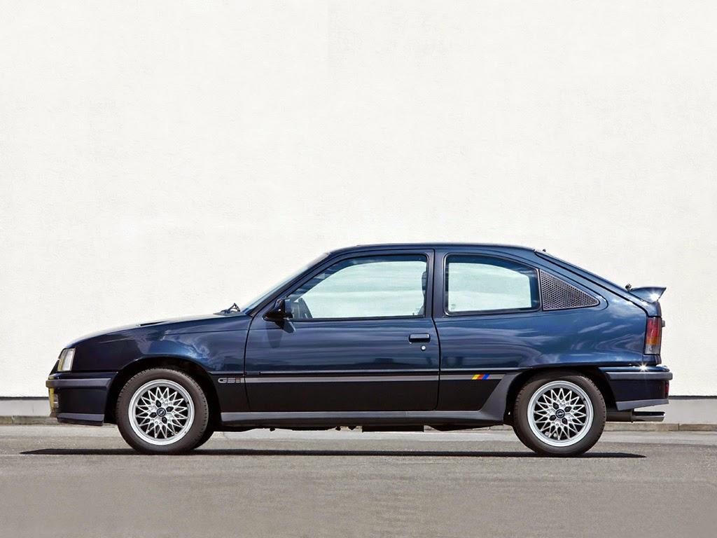 Opel Kadett GSi 16V 3-Door