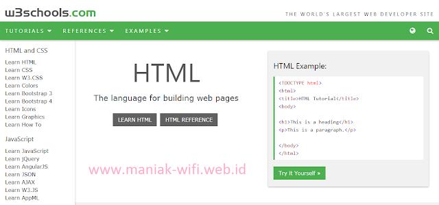 Free Download W3Schools Offline Web Tutorials Full All In One
