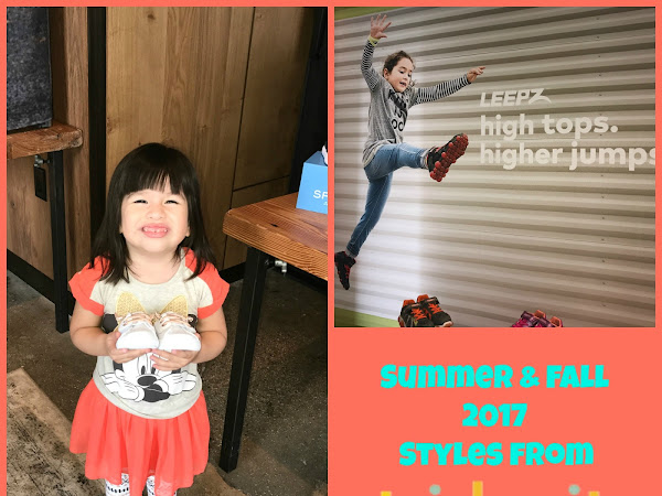 Summer & Fall 2017 Styles From Stride Rite