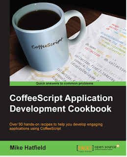 Revisión libro: CoffeeScript Application Development Cookbook
