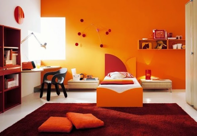 wall painting color combination