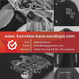 Konveksi Kaos Surabaya