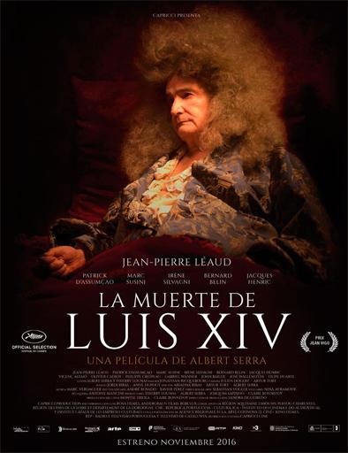 Ver La muerte de Luis XIV (La Mort de Louis XIV) (2016) Online