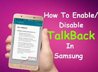 How to Enable TalkBack on An Android Phone