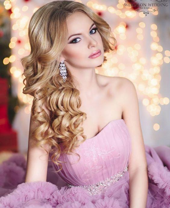 Glamorous Wedding Formal Hairstyles The Haircut Web