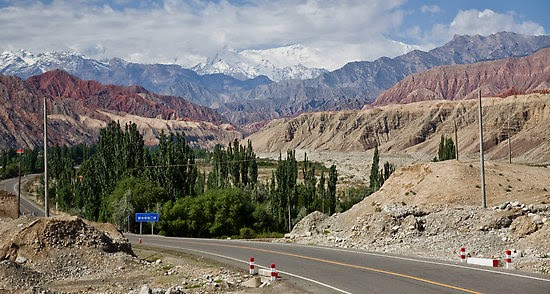 Islamabad to Gilgit, Skrdu, Hunza by road