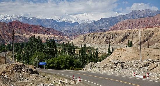 Islamabad to Gilgit, Skrdu, Hunza by road