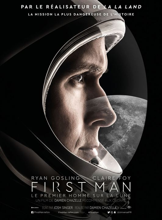 First man en el fancine
