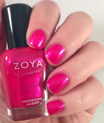 zoya mae, paradise sun collection, summer 2015