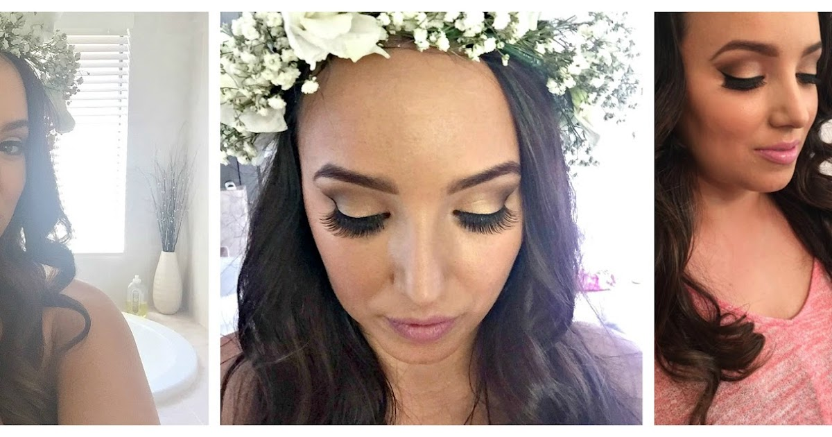 Prime Blogmas Day Sixteen Bridal Shower Hair And Makeup Diaries Of Hairstyles For Men Maxibearus