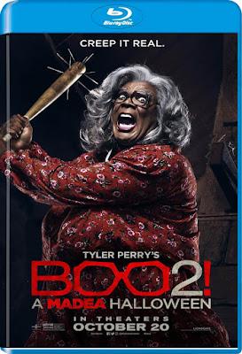 Tyler Perry's Boo 2! A Madea Halloween [Latino]