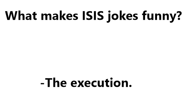 funny isis jokes