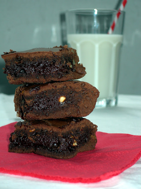 Brownie casi perfecto
