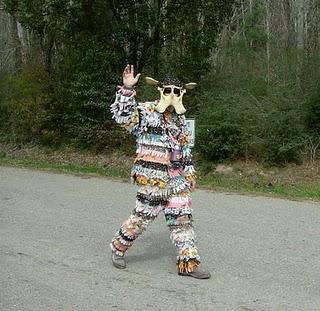 More Cajun Style Mardi Gras