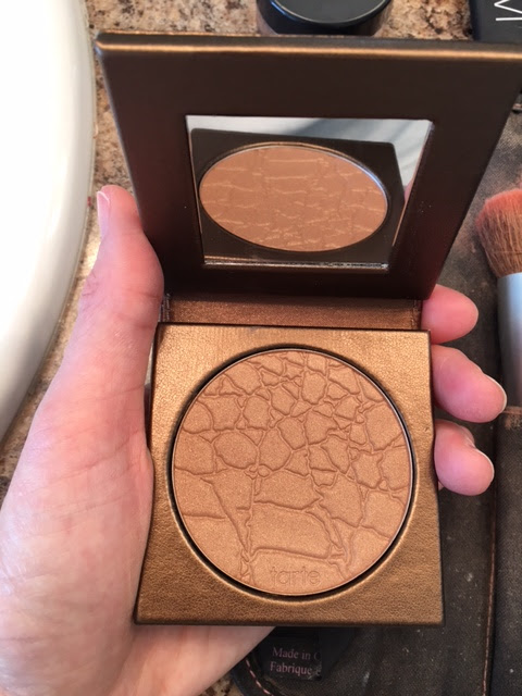 tarte park ave princess bronzer waterproof