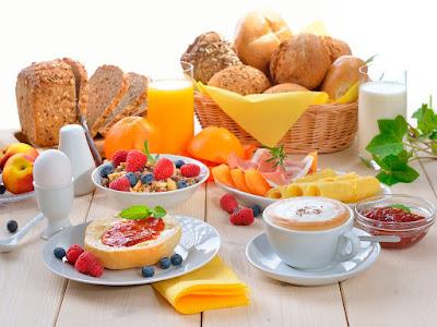 Dime cómo es tu día a día y te diré qué desayunar.