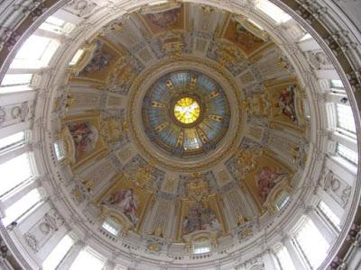 Cupula de la Catedral de Berlin