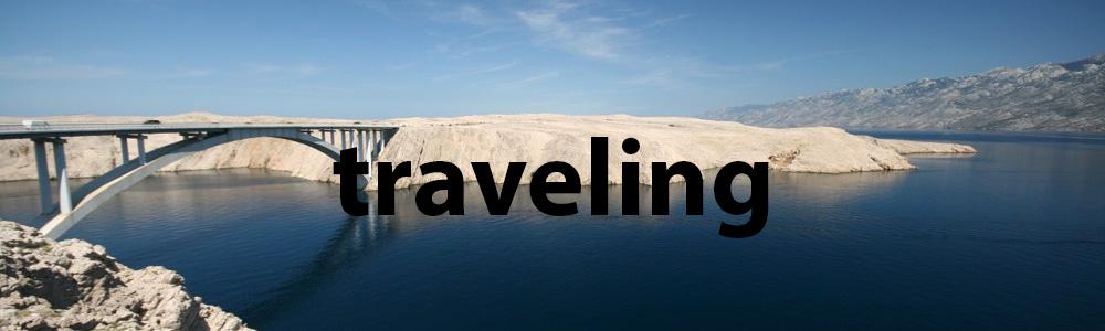Kategorie Traveling