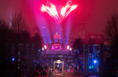 NASHVILLE NEW YEAR'S EVE SWEEPSTAKES