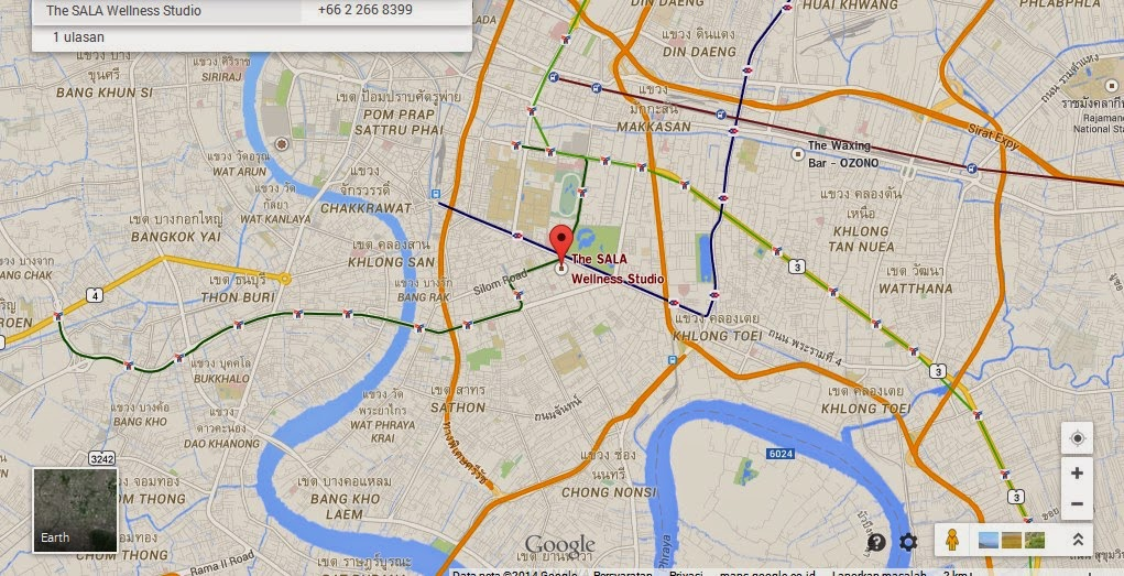 The Sala Wellness Studio Bangkok Map,Map of The Sala Wellness Studio Bangkok Thailand,Tourist Attractions in Bangkok Thailand,Things to do in Bangkok Thailand,The Sala Wellness Studio Bangkok Thailand accommodation destinations attractions hotels map reviews photos pictures