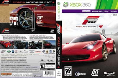 Forza Motorsport 4 Xbox360 free download full version