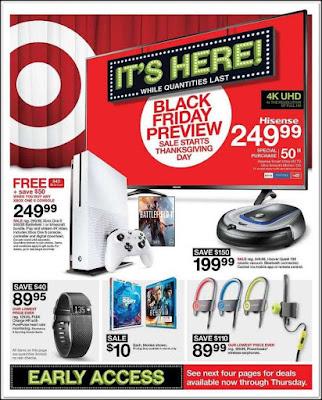 Target Black Friday Laptop