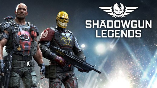 Download Shadowgun Legends APK MOD Android Game