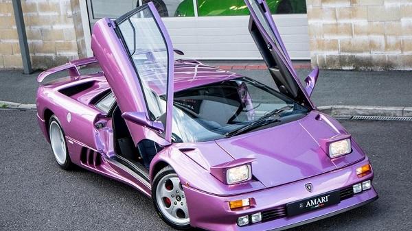 Lamborghini Diablo SE30 Cosmic Girl