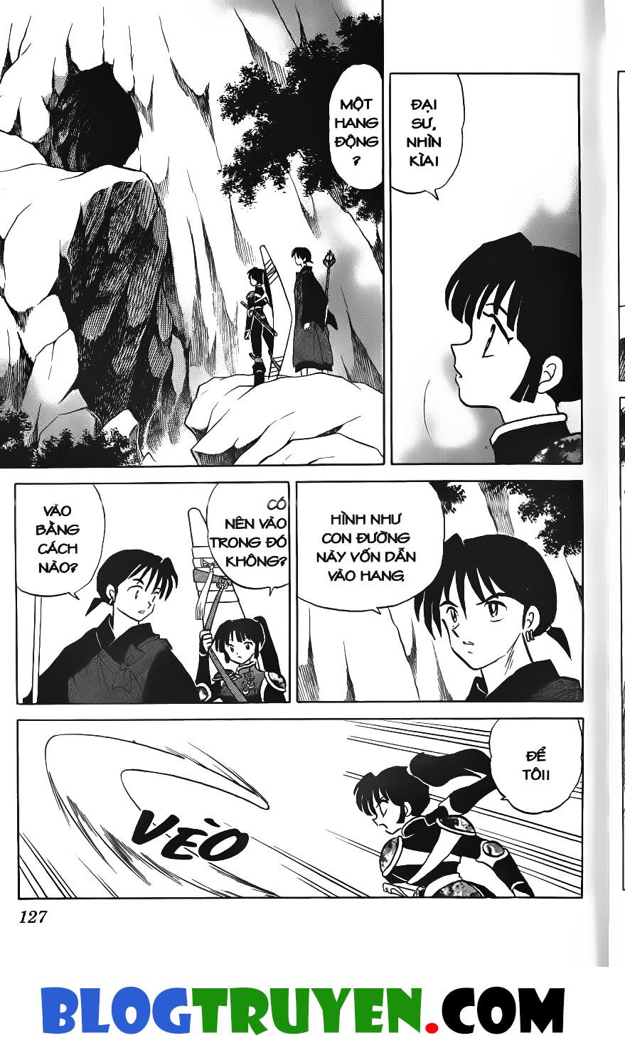 Inuyasha vol 27.7 trang 16
