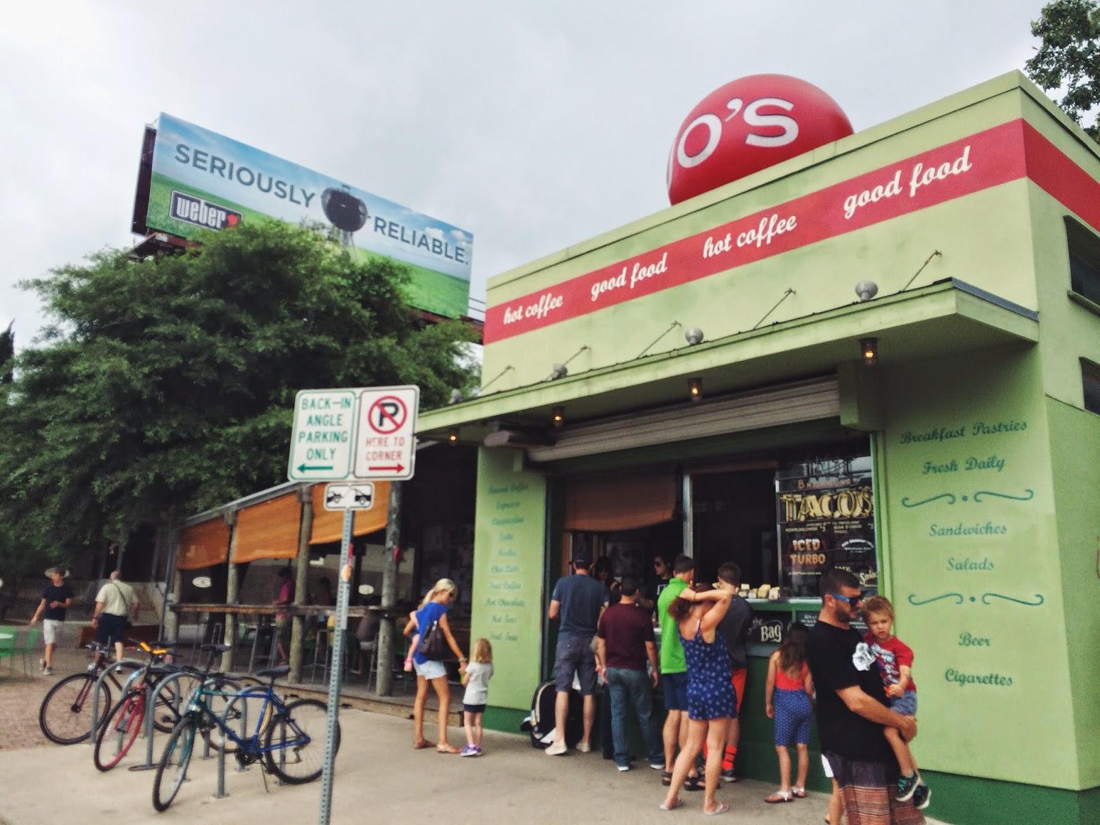 Jo's Coffee, Jo's Coffee Austin, Jo's Coffee Austin Texas, South Congress Street
