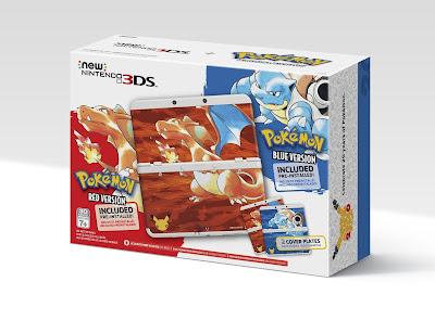 Nintendo 3DS 2DS Pokemón