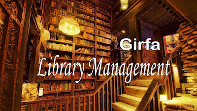 Library Management Project Baner