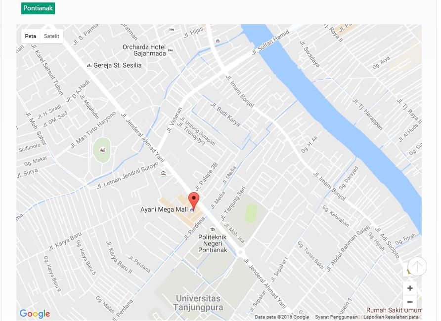 Info Alamat Service Center Oppo Kalimantan Barat Pontianak All Informasi