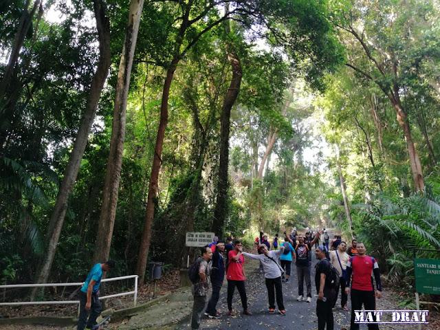 Trek Rumah Api Tanjung Tuan Port Dickson