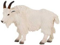 mountain goat toy miniature