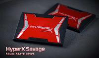 Kingston HyperX Savage Serisi SSD Diskler